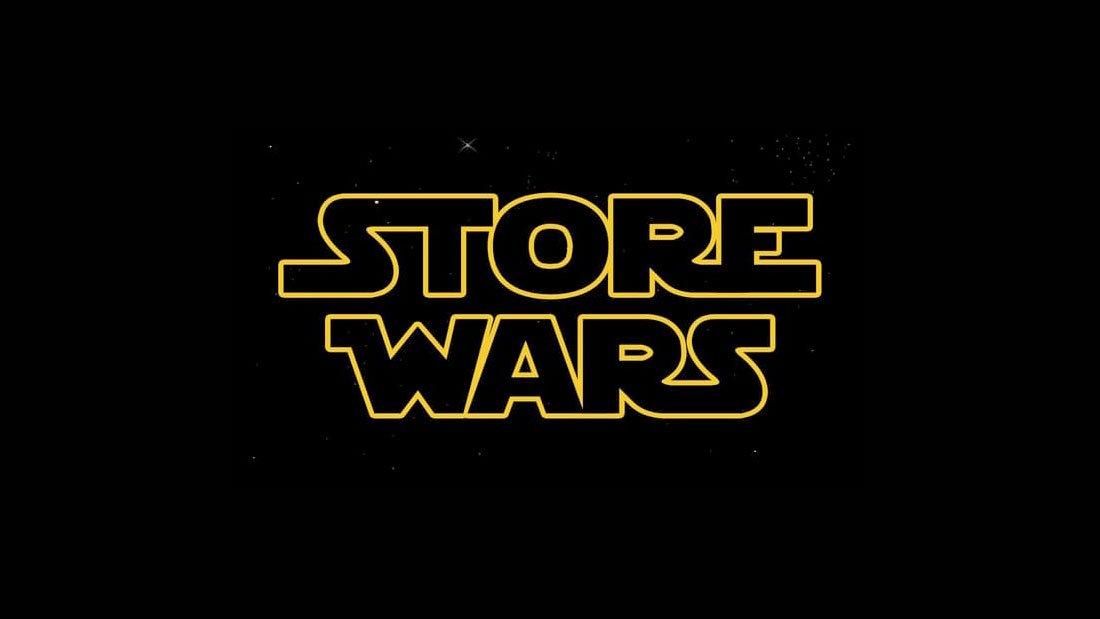 Store Wars : Toute ressemblance avec des personnages existants serait vraiment fortuite