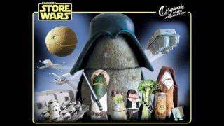 Store-Wars Parodie de la Guerre des Etoiles