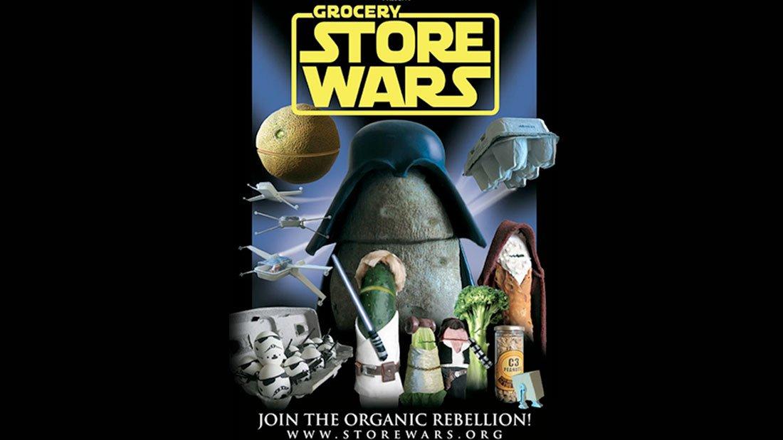 Store Wars : Un sacré moment de détente pour les fans de science fiction.