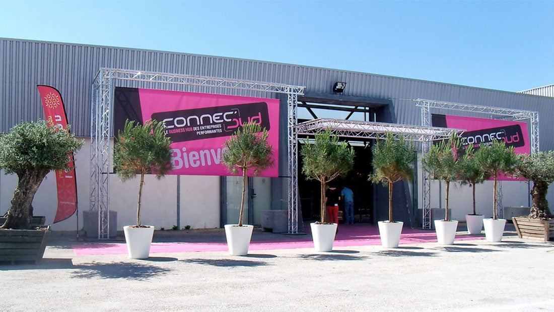 Bienvenue au salon Connec Sud