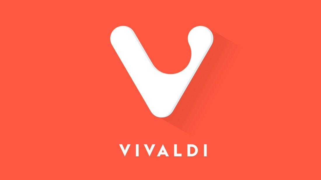 Le logo du navigateur Vivaldi