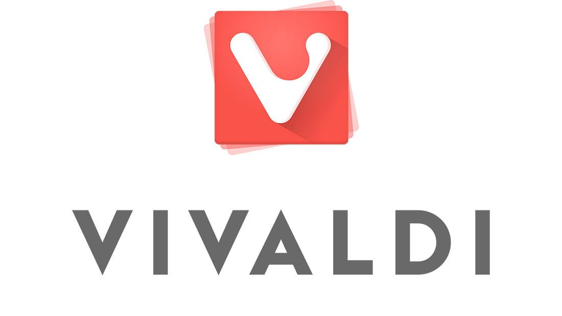 Le logo Vivaldi