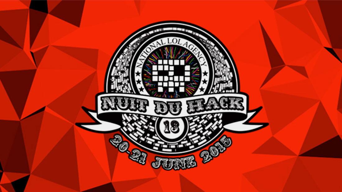 La nuit du Hack 2015
