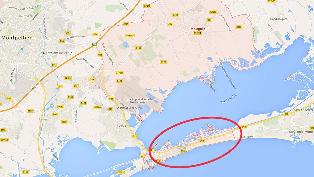 Petit Travers : Fin de la gratuité du parking à la plage de Mauguio