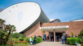 Le Palais des Congrès de La Grande Motte
