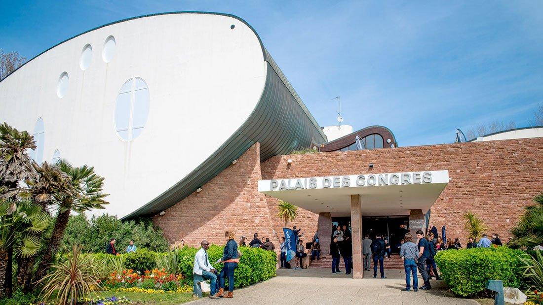 Le Palais des Congrès de La Grande Motte reçoit OHV