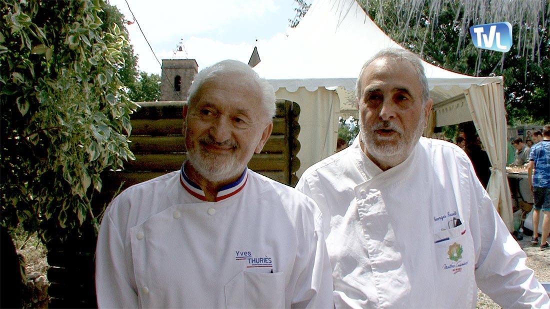 Festival gastronomique 2014 de Saint Jean de Buèges