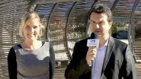 Le maire Jean-Luc Bergeon explique Viavino