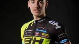 Victor Koretzky, champion du monde de VTT