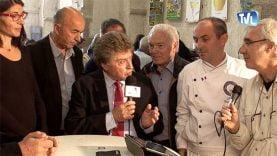 Damien ALARY, Président de la Région Languedoc-Roussillon, répond aux questions de Thierry Jirkovsky