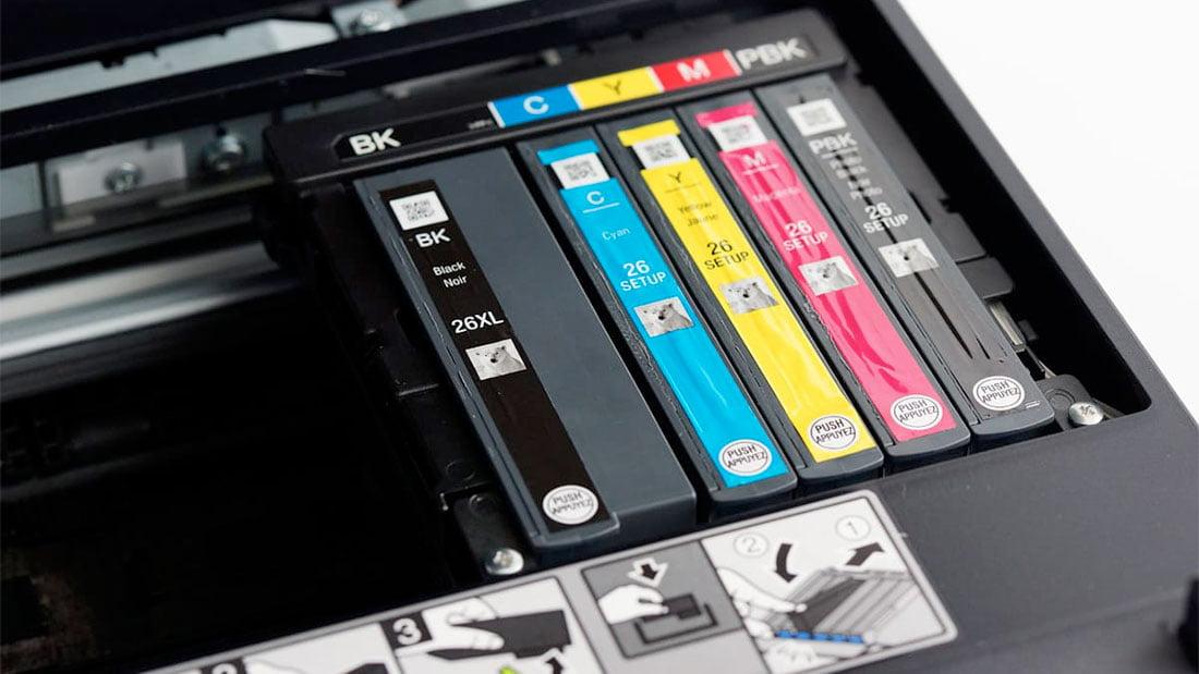 Arnaque - Obsolescence programmée des cartouches d'encres d'imprimante
