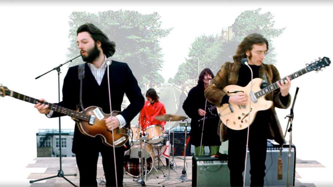 Les Beatles en Streaming