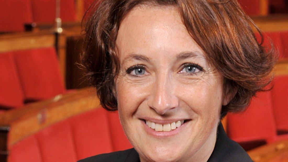 Isabelle Attard, une députée écologiste
