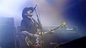 Lemmyenconcert à Munich, le 20novembre