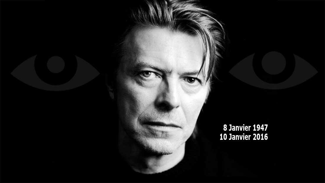 Merci pour ce passage sur terre, David Bowie et bon retour sur Mars