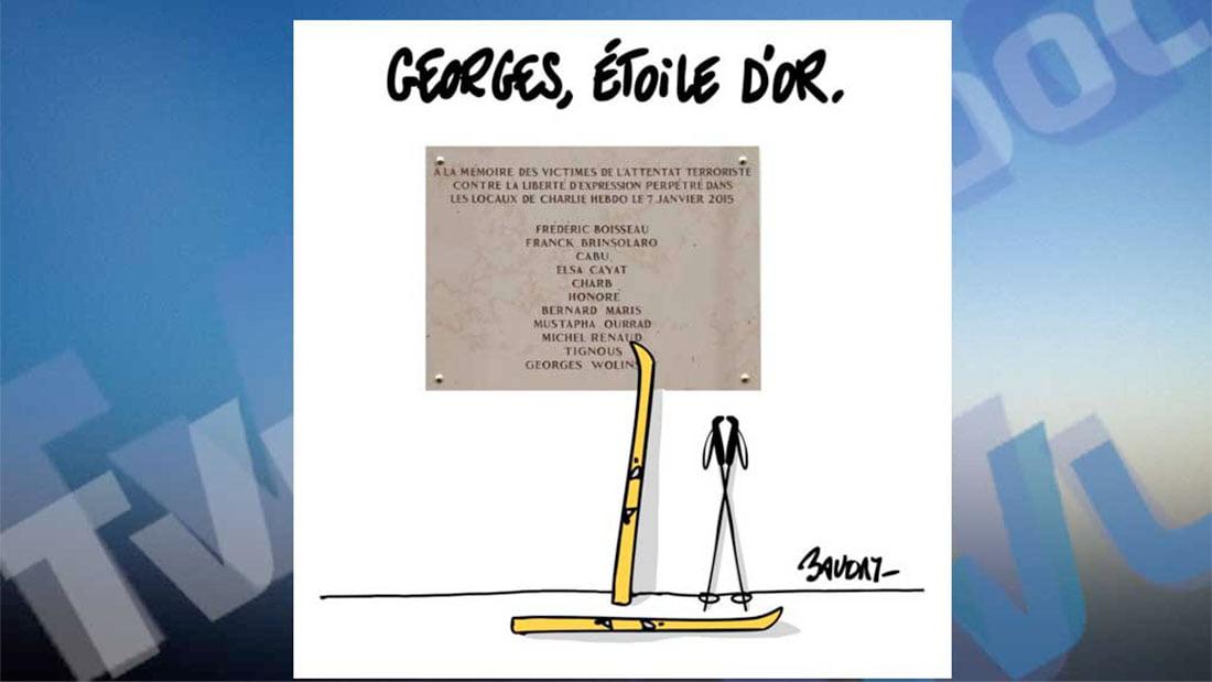 Wolinski : Les services d'Anne Hidalgo à coté de la plaque