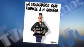 La gendarmerie pleure son 2 ème plus célèbre gendarme