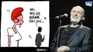 Michel Delpech retrouve Marianne et sans doute Laurette