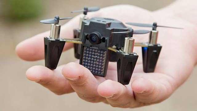 Zano le micro drone via un Crowdfunding pourri