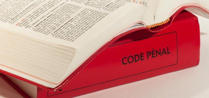 Que dit le code pénal ?