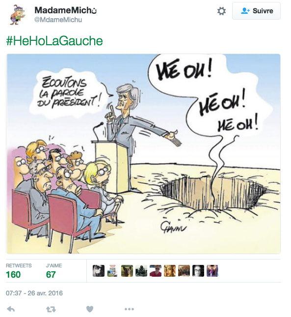 la parole du président Hollande