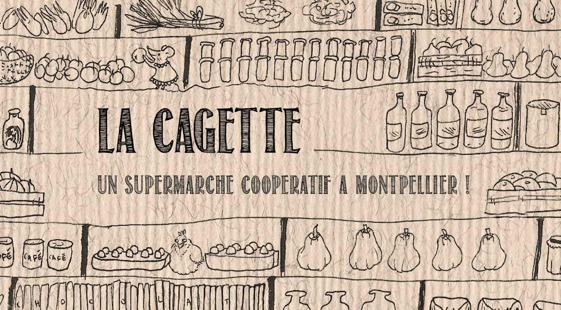 La Cagette : Un autre modèle de vente et de consommation