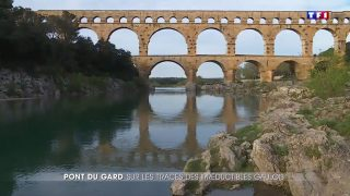 TF1 : Le pont du gard est dans l'hérault