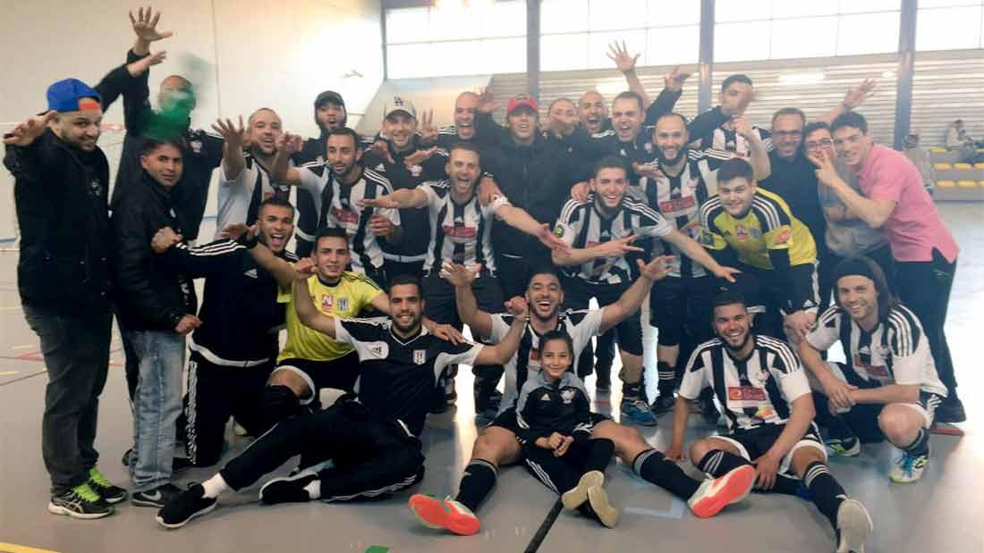 Montpellier Futsal en D1