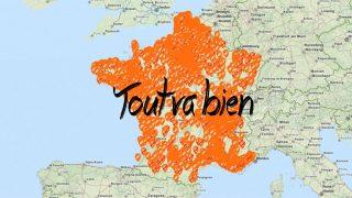 Pénurie en France ? Tout va bien