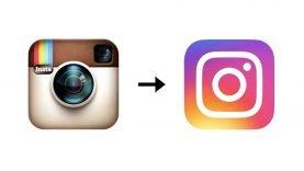 nouveau logo pour instagram