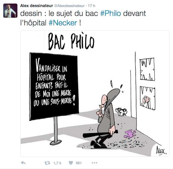 Sujet du bac philo 2016