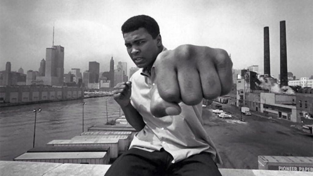 Une légende de la boxe nous quitte