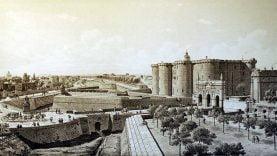 La Bastille en 1740