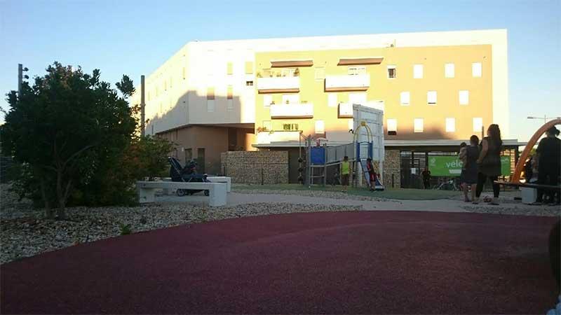 Les appartements proches des jeux sont la cible des jeunes à Juvignac