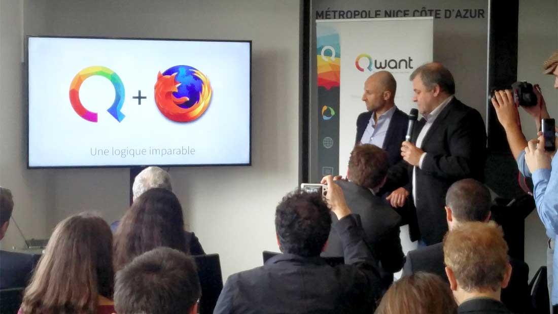 Qwant et Mozilla sortent une version de Firefox anti-pub ciblée