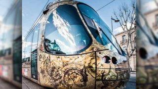 tramway de Montpellier