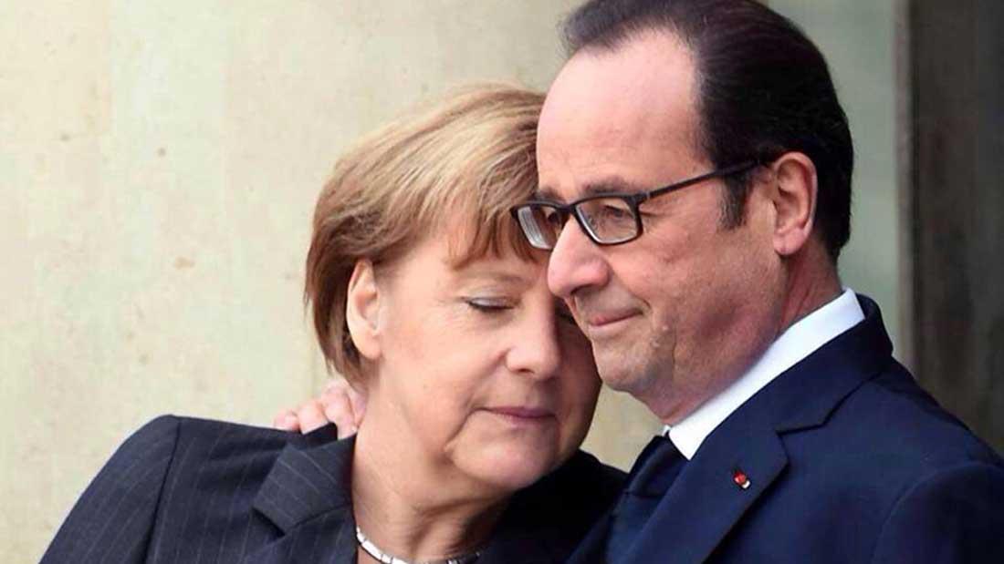 Du sollst nicht weinen. (Tu ne pleures pas Angela ?)