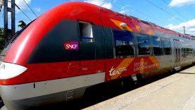 Accident de TER entre Nimes et Montpellier