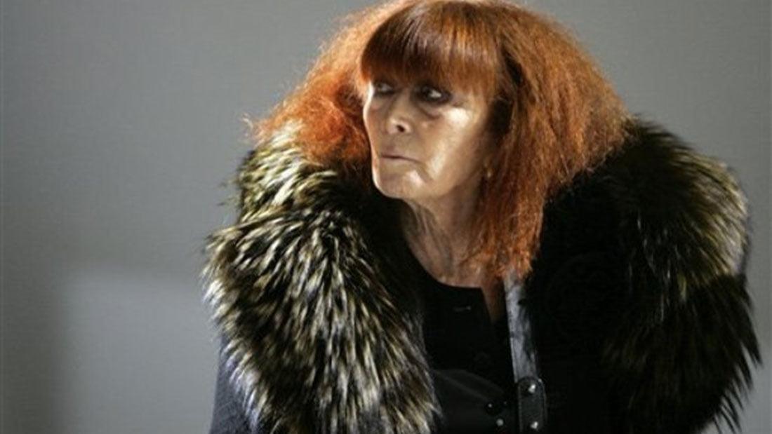 Disparition de Sonia Rykiel - La mode française en deuil