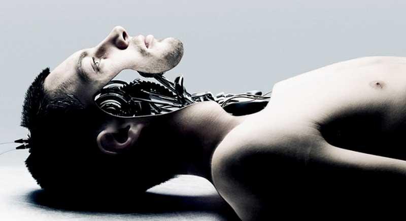 Humanoide-Cyborg-et-Transhumanisme