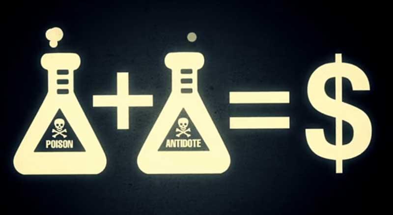 Poison + Antidote = Profit