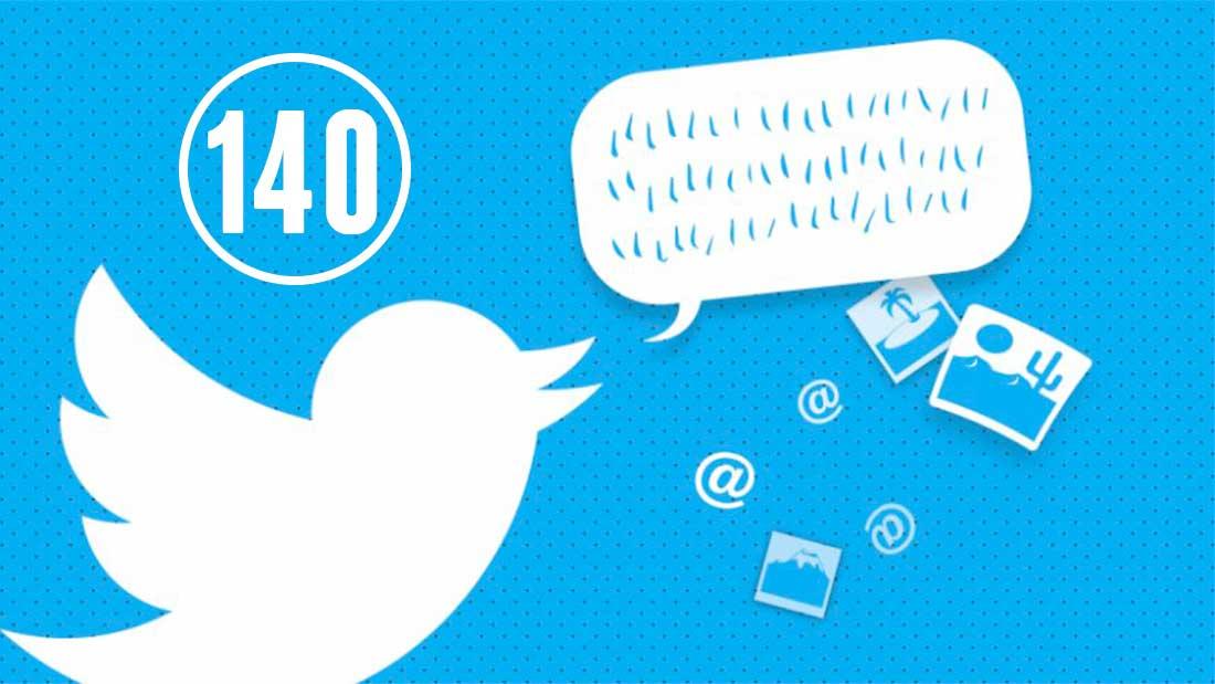 twitter teste le nombre de caractères dans ses tweets