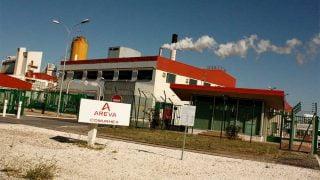 L'usine Areva Malvesi à Narbonne