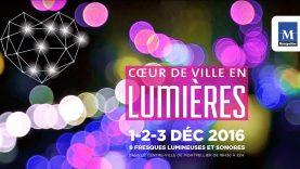Montpellier coeur de ville, bande annonce 2016