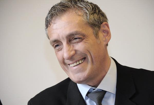 Philippe Saurel, maire de Montpellier