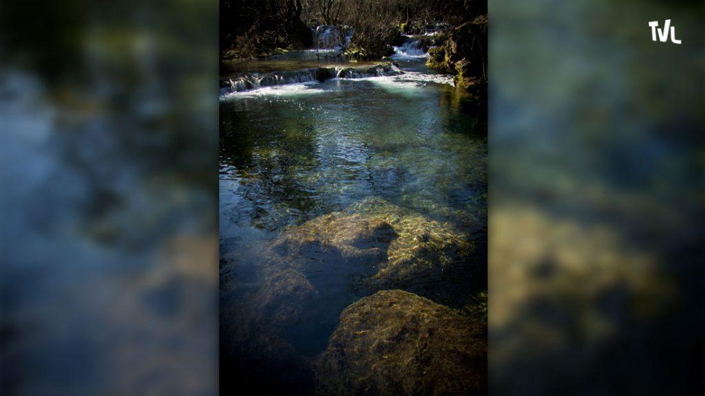 une eau claire … immaculée