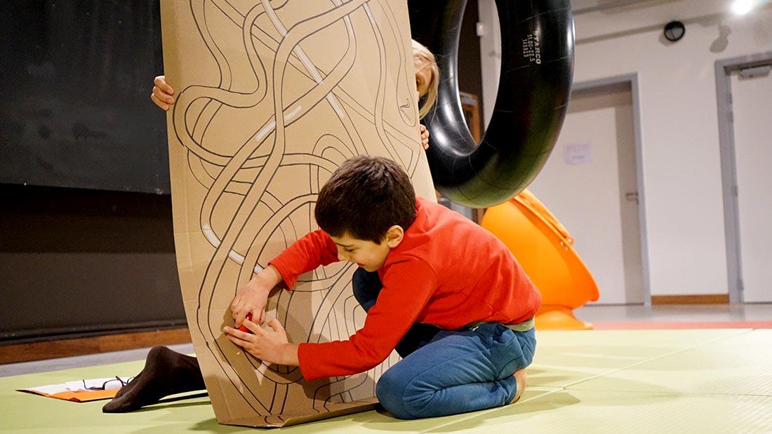 De nombreuses activités ludo-thérapeutiques proposées par des professionnels diplômés et spécialistes du développement de l'enfant au sein de La Meex