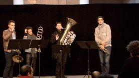 La Master Class des Spanish Brass