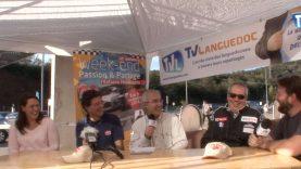 L'Association Passion et Partage a organisé une journée porte ouverte course sur le pole mécanique d'Alès en faveur pour l'enfance handicapée.