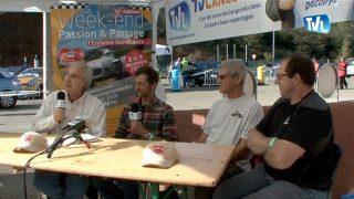 Au profit de l'enfance handicapée, l'Association Passion et Partage, avec la participation du Club 505,  a organisé une rencontre amicale de pilotes de course au Pôle Mécanique d'Alès.